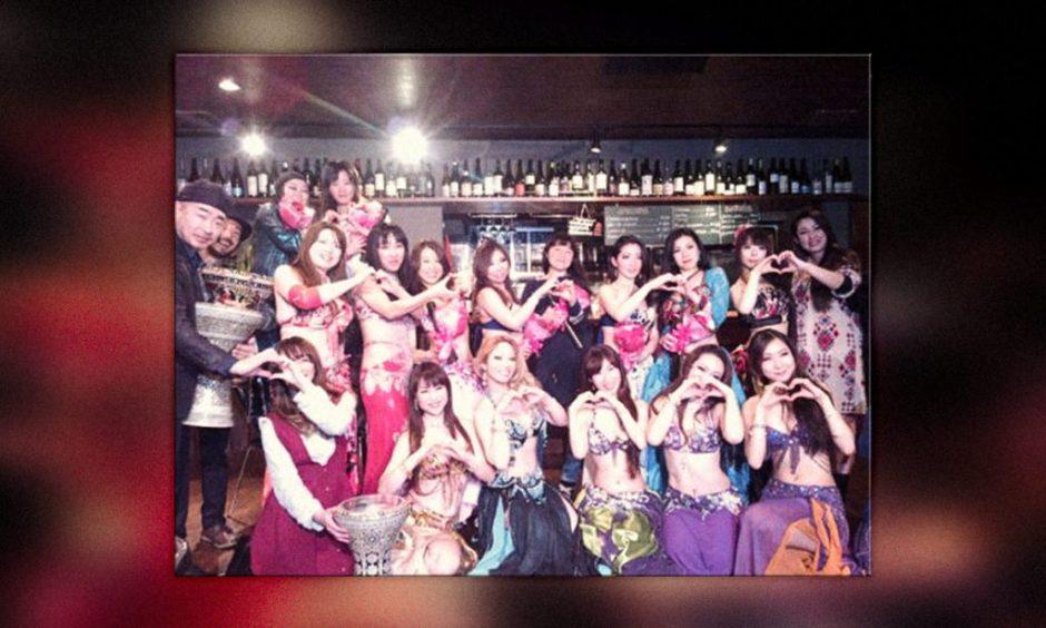 Borelli Dance School ハフラ