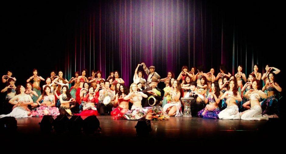 Borelli Dance School ボレリべリーダンススクール発表会