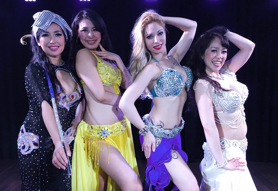 Borelli Dance School Last Friday〜Jasmine Arabian Night〜